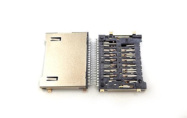 SD7.0卡座连接器
